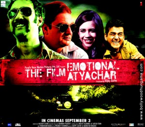 The Film Emotional Atyachar Movie Review and Audience Verdict