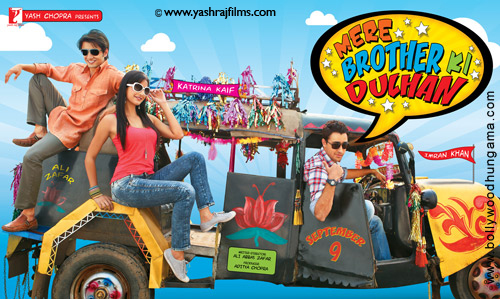 Mere Brother Ki Dulhan First Look Movie Poster