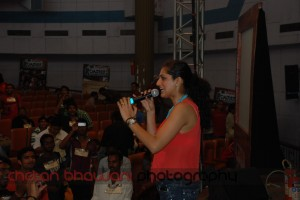 MTV Roadies 9 Hyderabad Auditions MC Kishwar