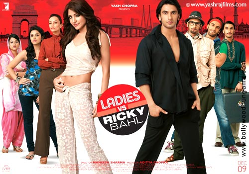 Exclusive First Look of Ladies vs Ricky Bahl Theatrical Trailer & Ladies vs Ricky Bahl Movie Poster