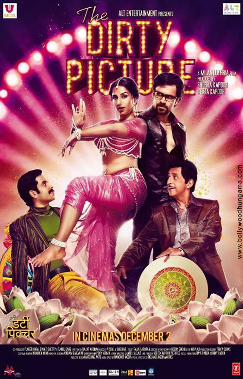 The Dirty Picture Movie Review and Audience Verdict