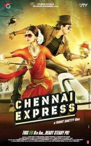 First Look of Chennai Express Theatrical Trailer