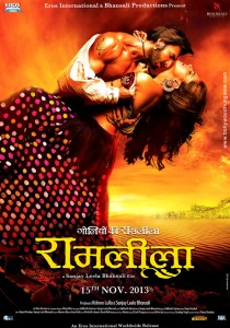 Ramleela First Look Movie Poster
