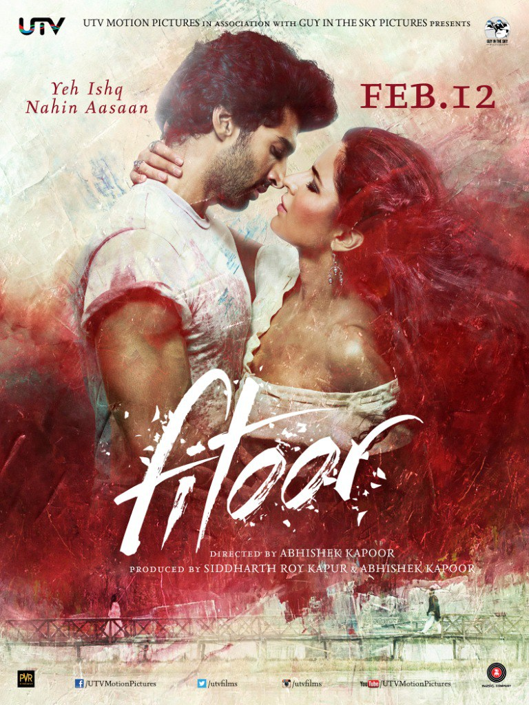 Fitoor Trailer Watch Online