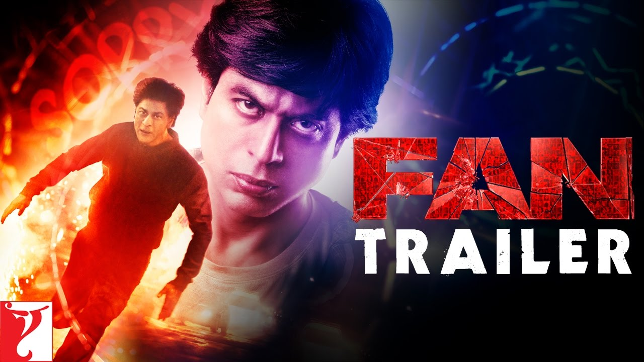 Watch FAN Official Trailer Online