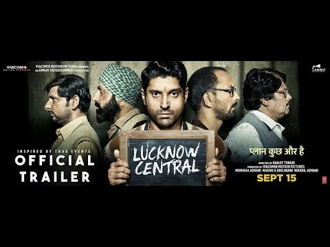 Watch Lucknow Central Trailer Online