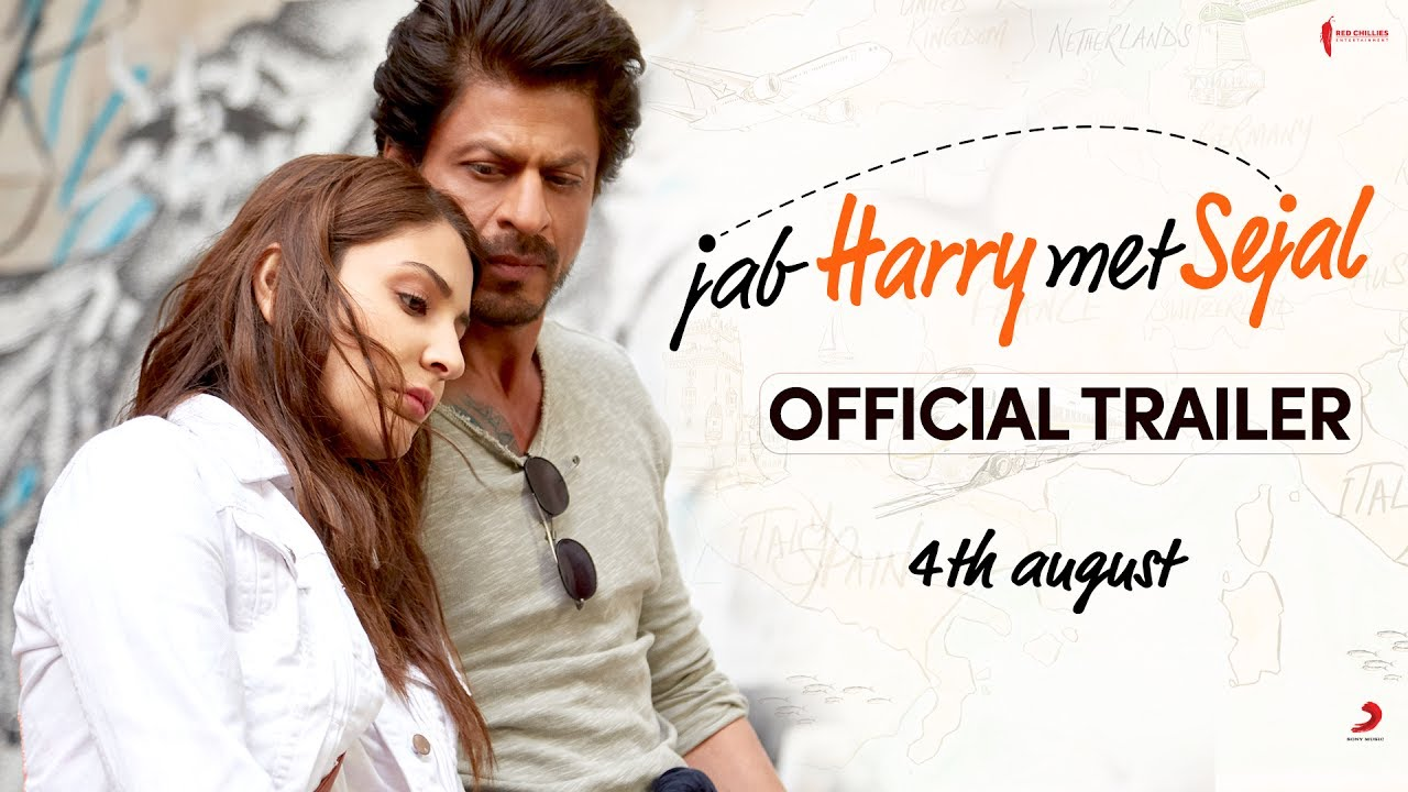 Jab Harry Met Sejal Theatrical Trailer Watch Online