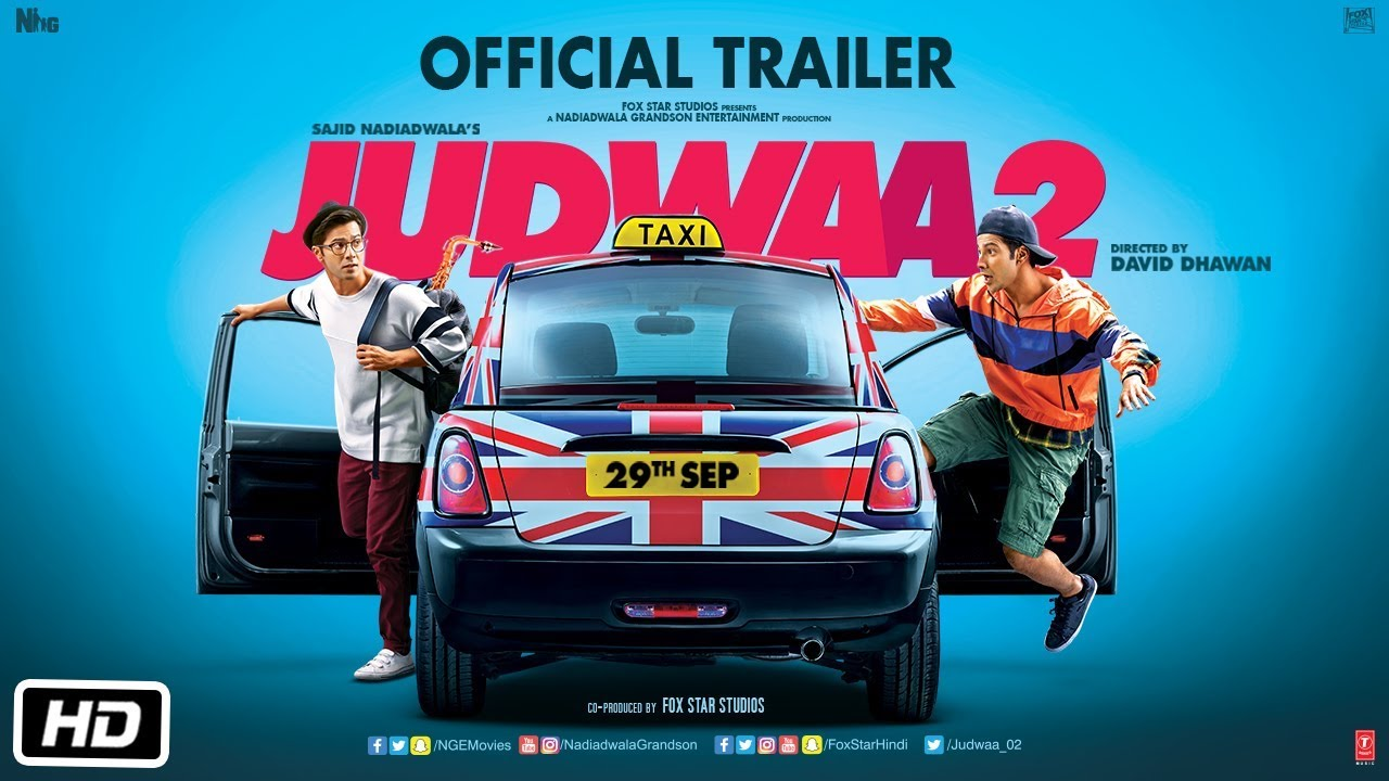 Judwaa 2 Trailer Watch Online