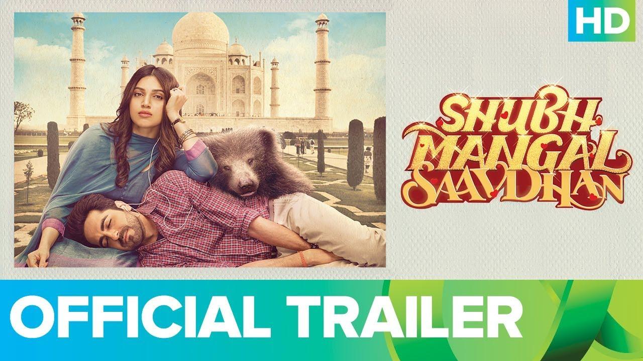 Shubh Mangal Saavdhan Trailer Watch Online