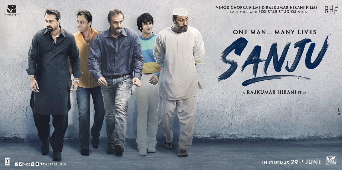 Sanju Movie Teaser Watch Online